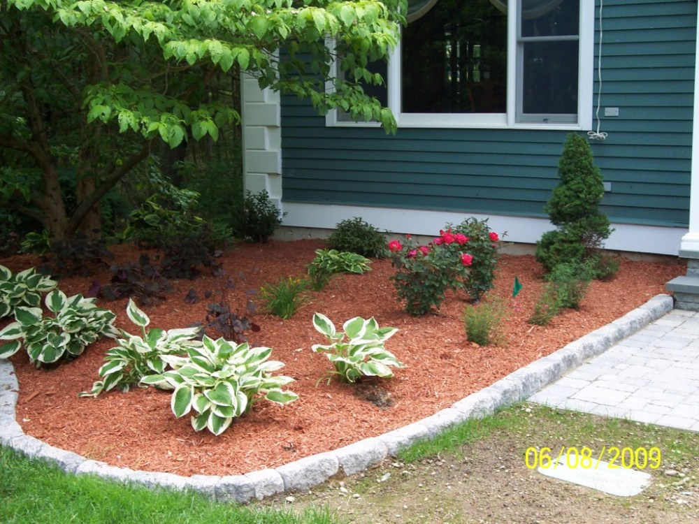 Landscaping Border Ideas Brick