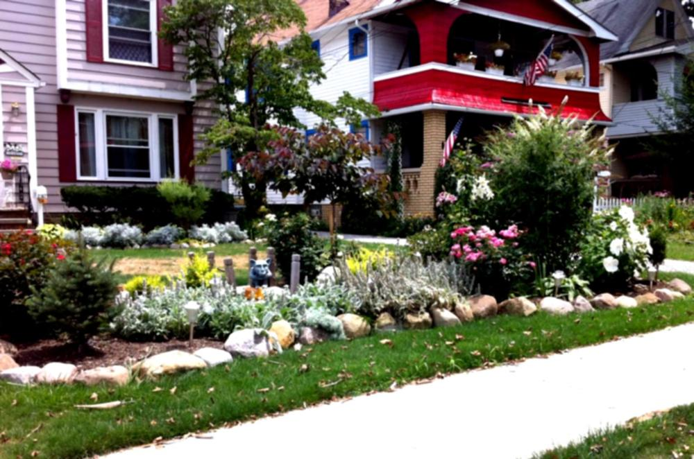 Landscaping Design For Small Front Yard