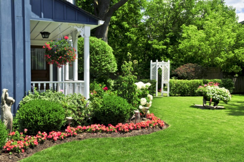 Landscaping Designs For Front Yards