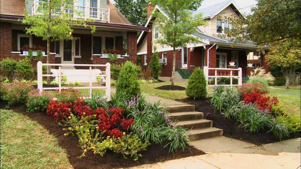 Landscaping Ideas Around Front House