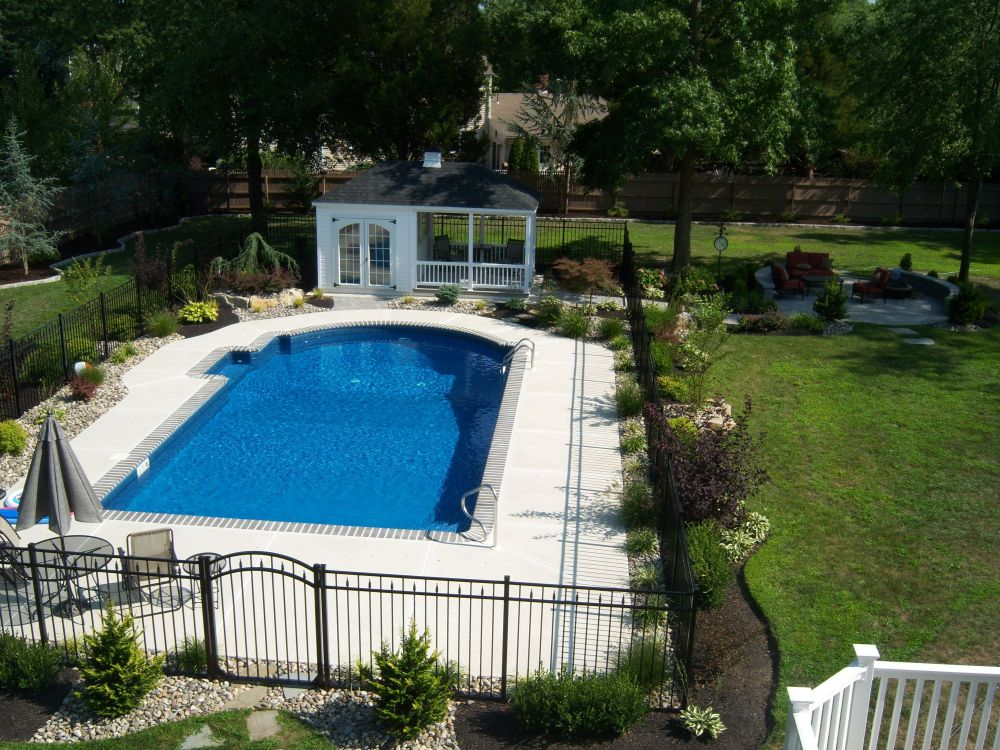 Landscaping Ideas Around Pool Equipment