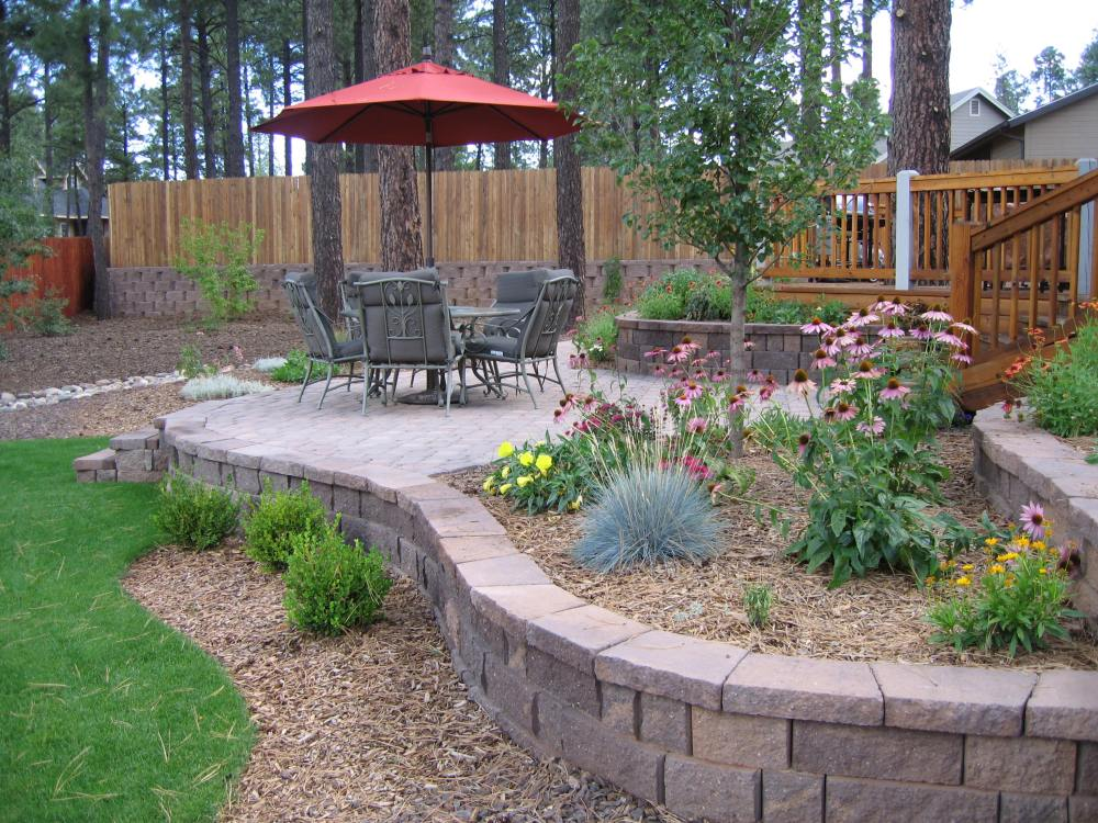 Landscaping Ideas Backyard Pictures