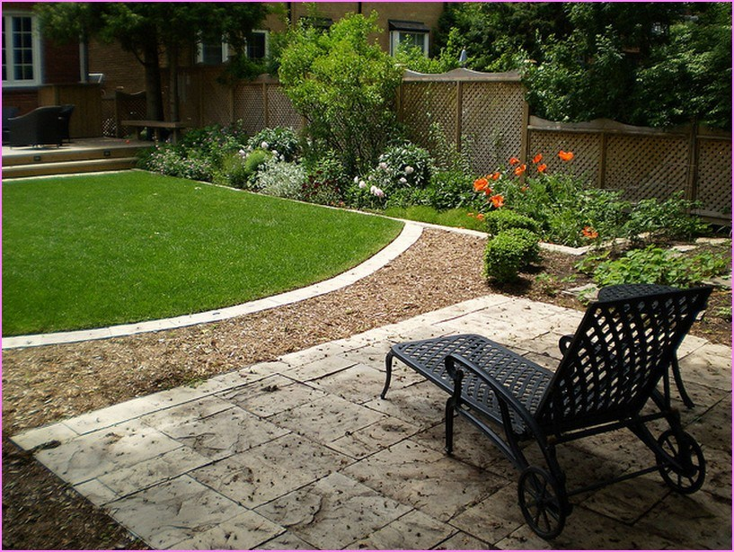 Landscaping Ideas Backyard With Dogs