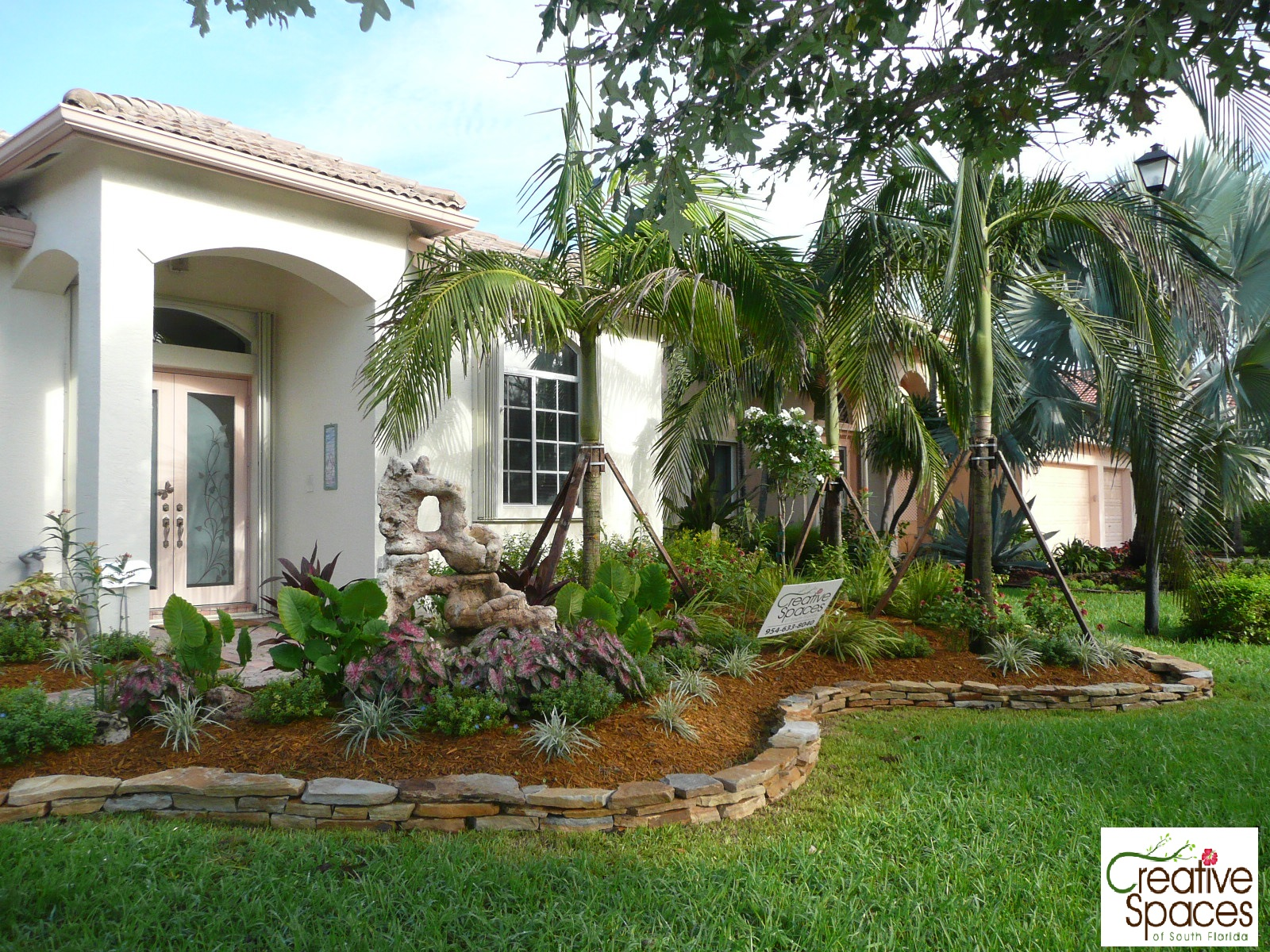 Landscaping Ideas Florida Front Yard