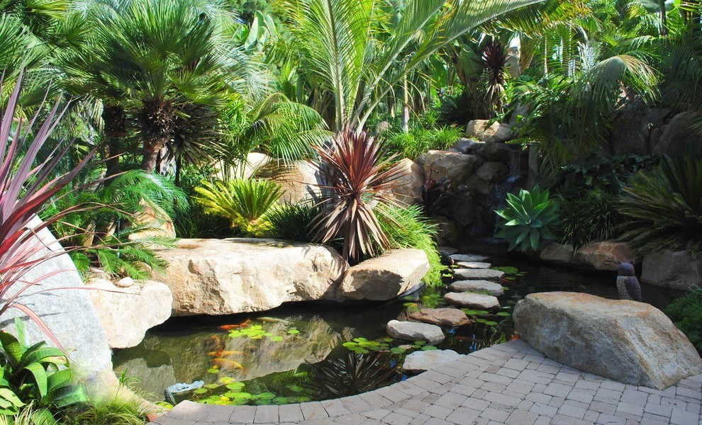 Landscaping Ideas For Backyard Ponds