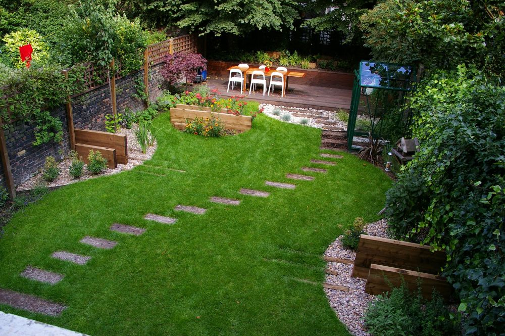 Landscaping Ideas For Backyard With Dogs