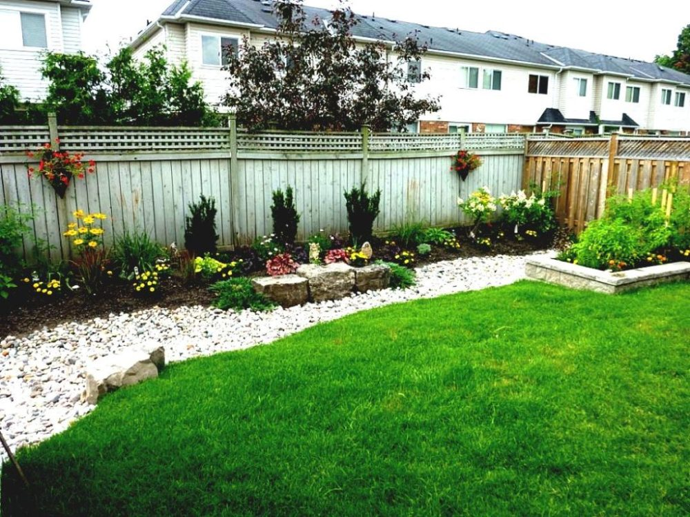 Landscaping Ideas For Backyards On A Budget