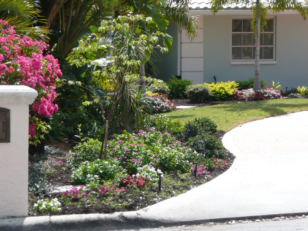 Landscaping Ideas For Central Florida