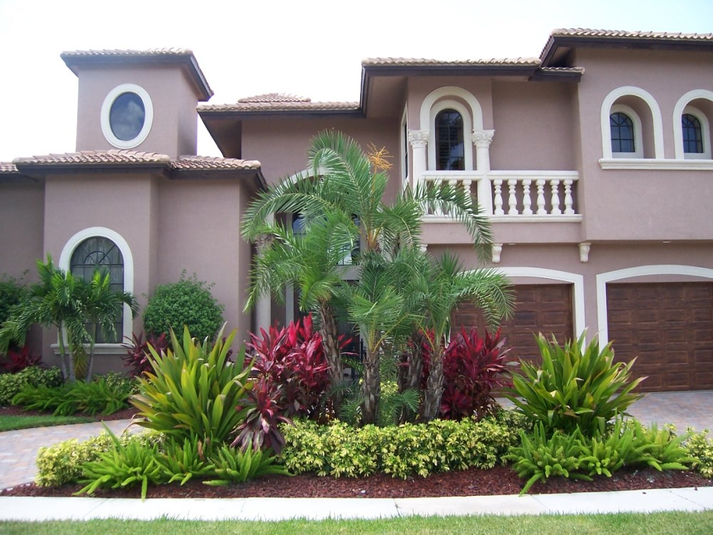 Landscaping Ideas For Florida Front Yard