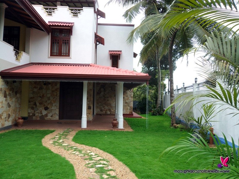 Landscaping Ideas For Front Of House In Sri Lanka