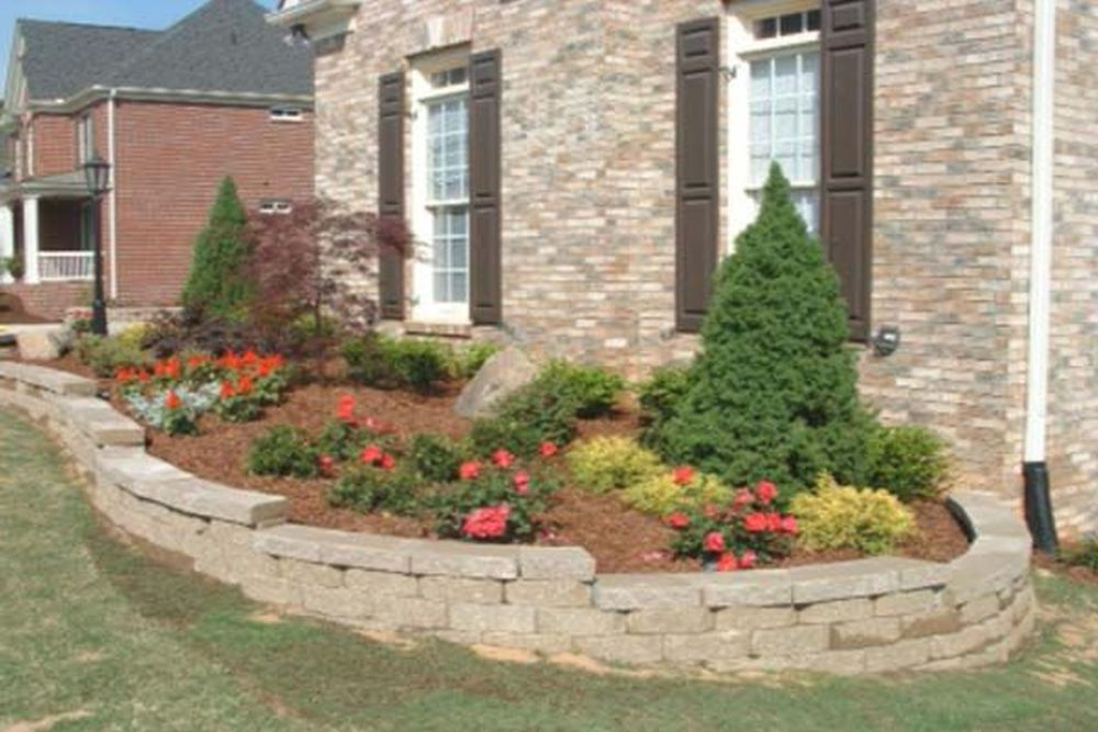 Landscaping Ideas For Front Of House On A Budget
