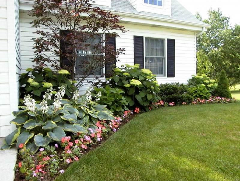Landscaping Ideas For Front Of House Ranch