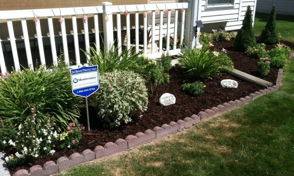 Landscaping Ideas For Front Of House