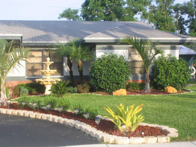 Landscaping Ideas For Front Yards On A Budget