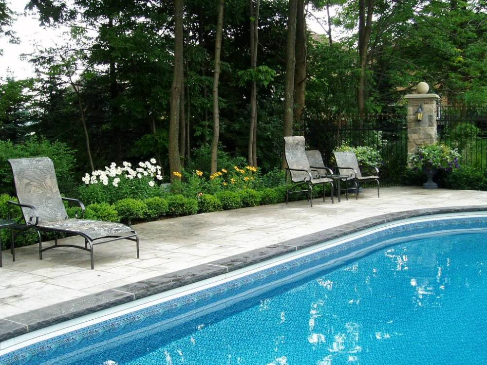 Landscaping Ideas For Privacy Around Pool