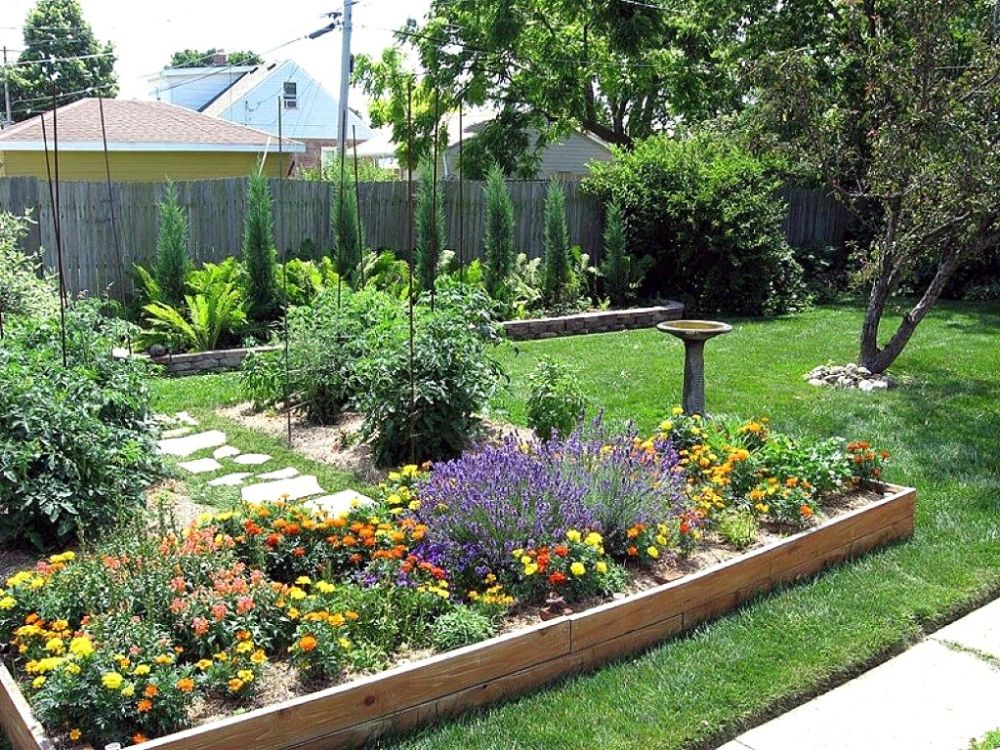 Landscaping Ideas For Small Backyard Privacy
