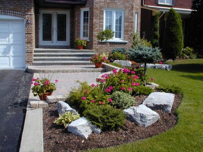 Landscaping Ideas For Small Yards Simple