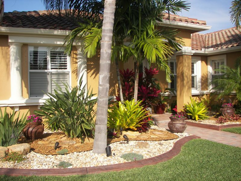 Landscaping Ideas Front Yard Florida