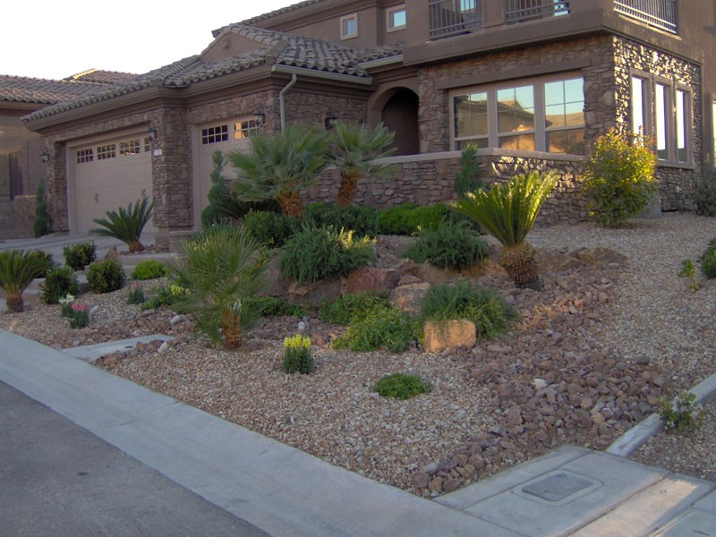 Landscaping Ideas Front Yard No Grass