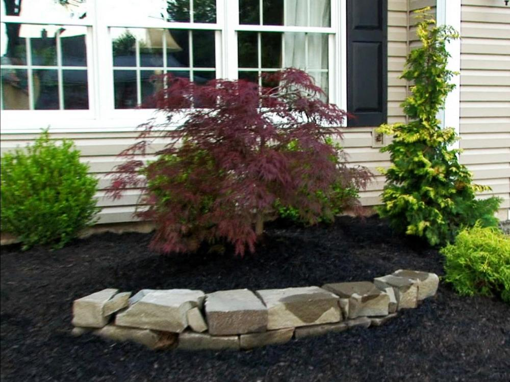 Landscaping Ideas Rock Walls