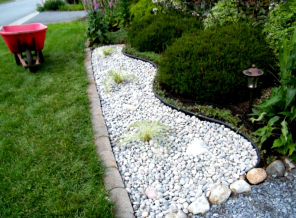 Landscaping Ideas With Rocks And Mulch