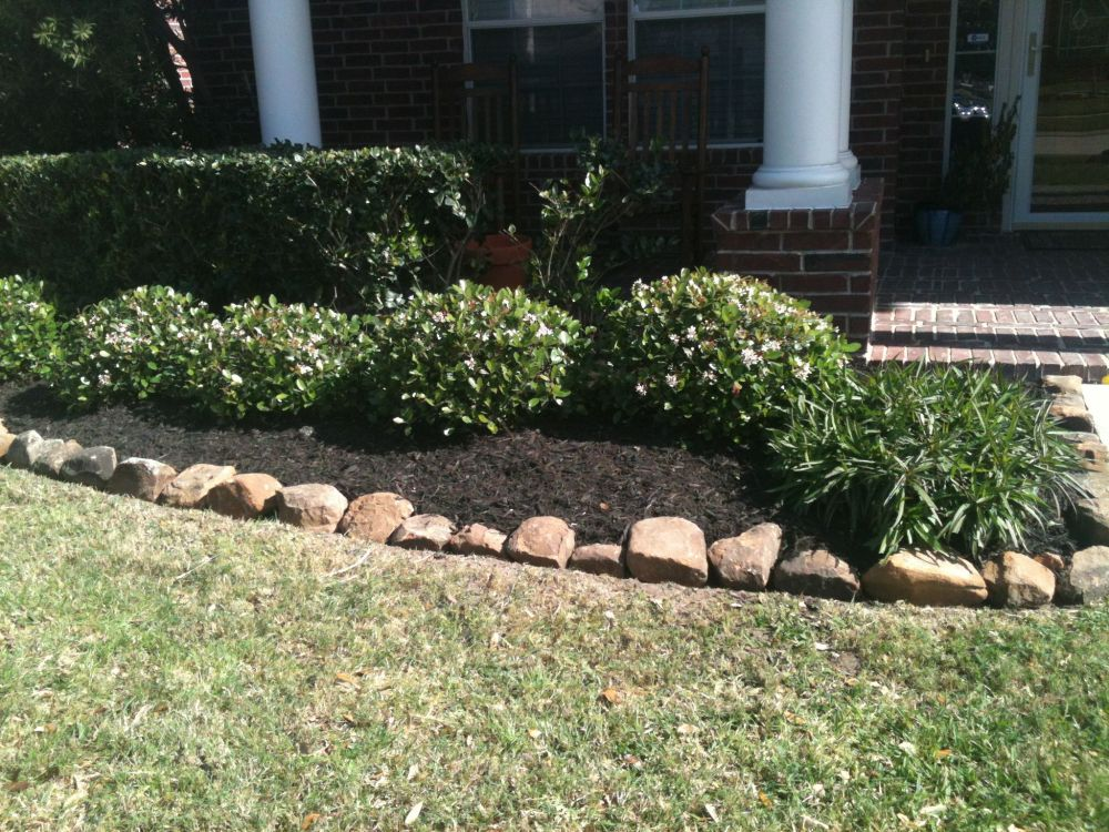 Landscaping Ideas With Rocks And Plants
