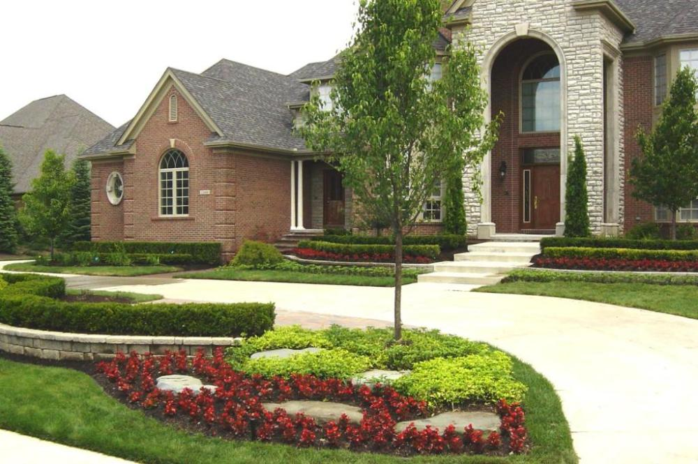 Landscaping Pictures For Front Yards