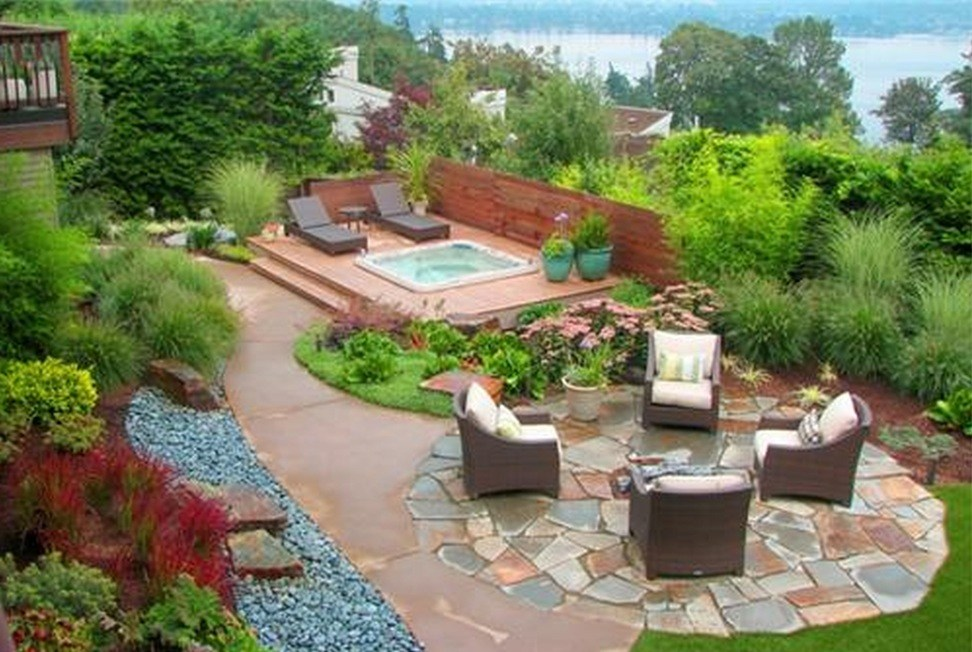 Large Side Yard Landscaping Ideas