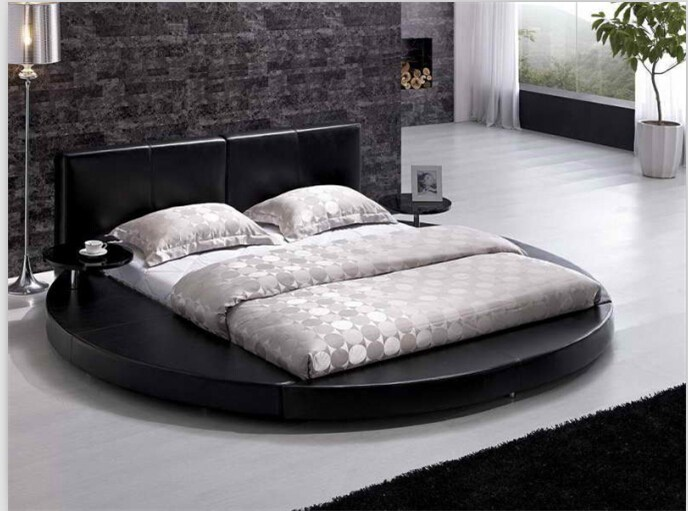 Leather Bed Frames King Size