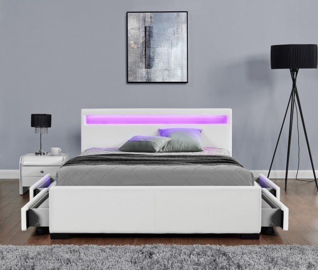 Led Bed Frame