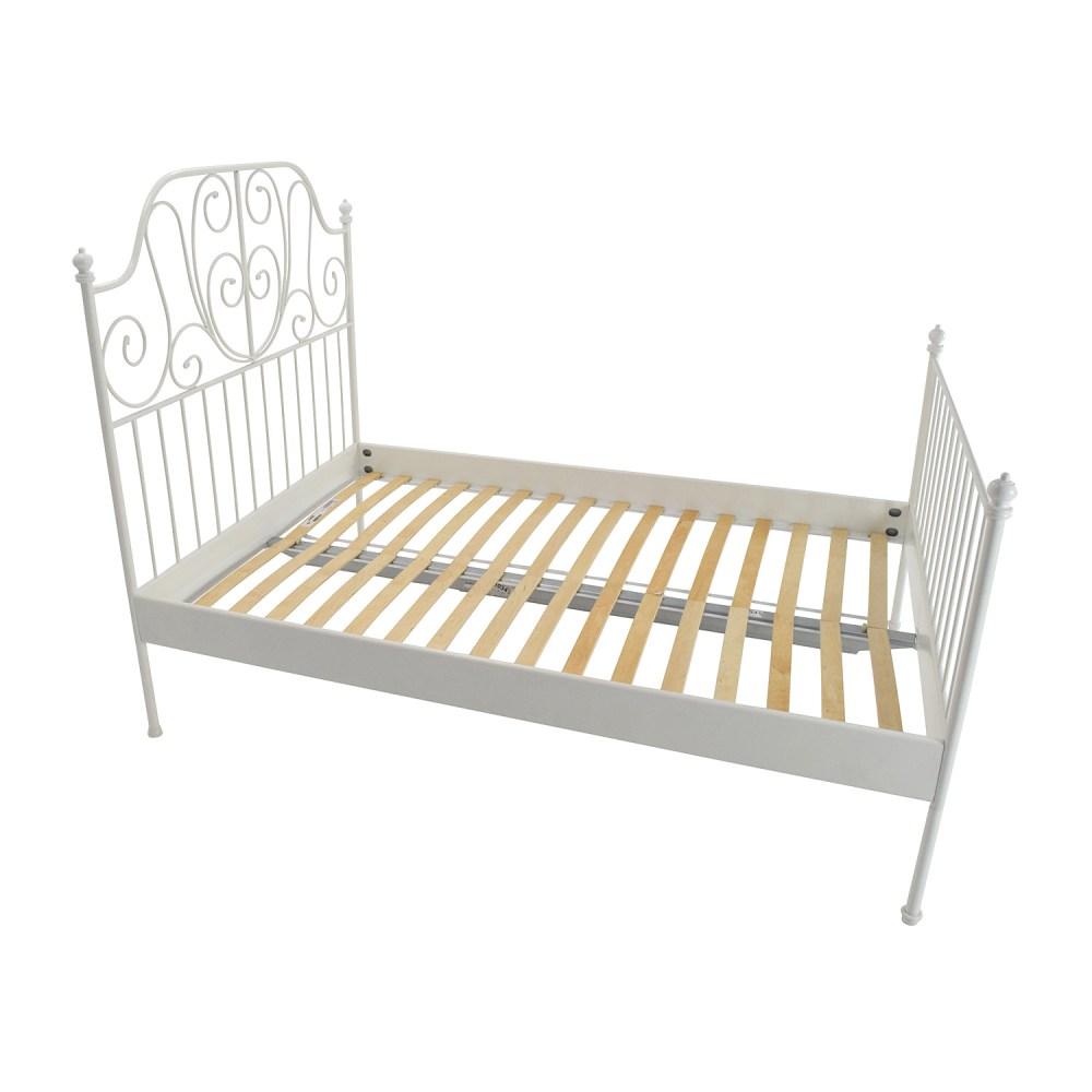 Leirvik Bed Frame Full