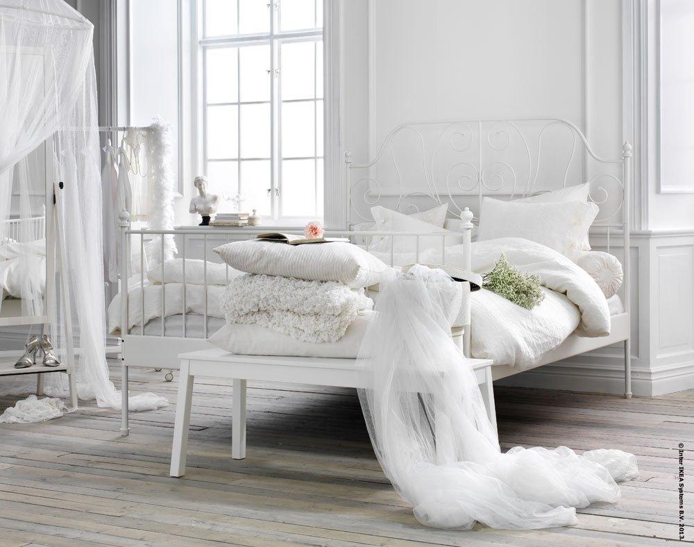 Leirvik Bed Frame Parts