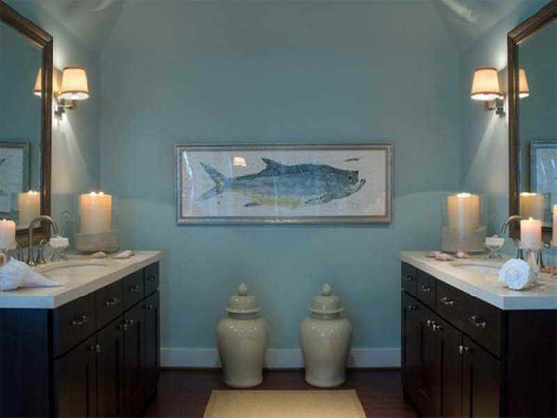 Light Blue Bathroom Ideas