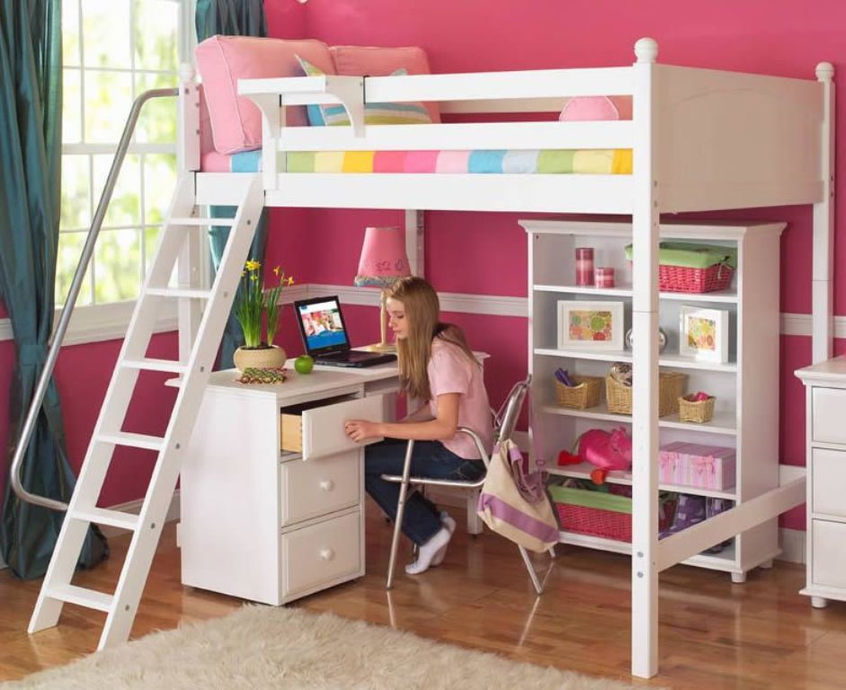Loft Bed Frames College