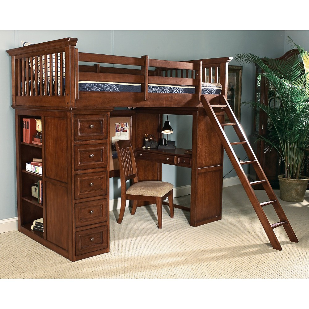 Loft Bed Frames Twin