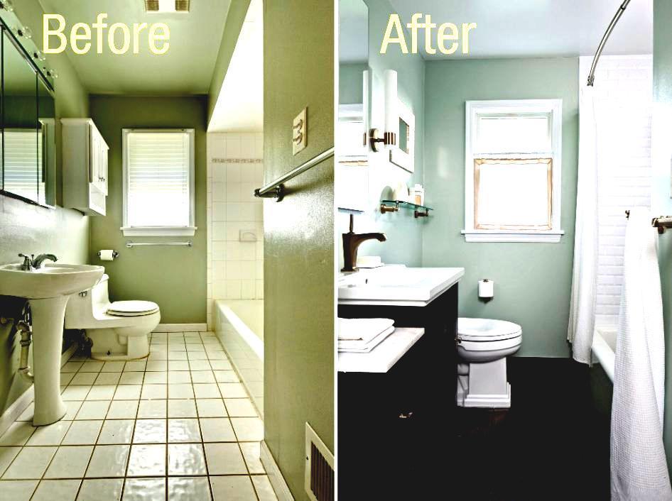 Low Cost Bathroom Renovation Ideas