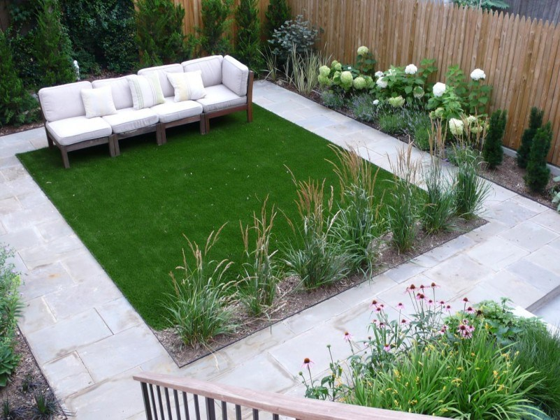 Low Maintenance Landscaping Ideas For Backyard