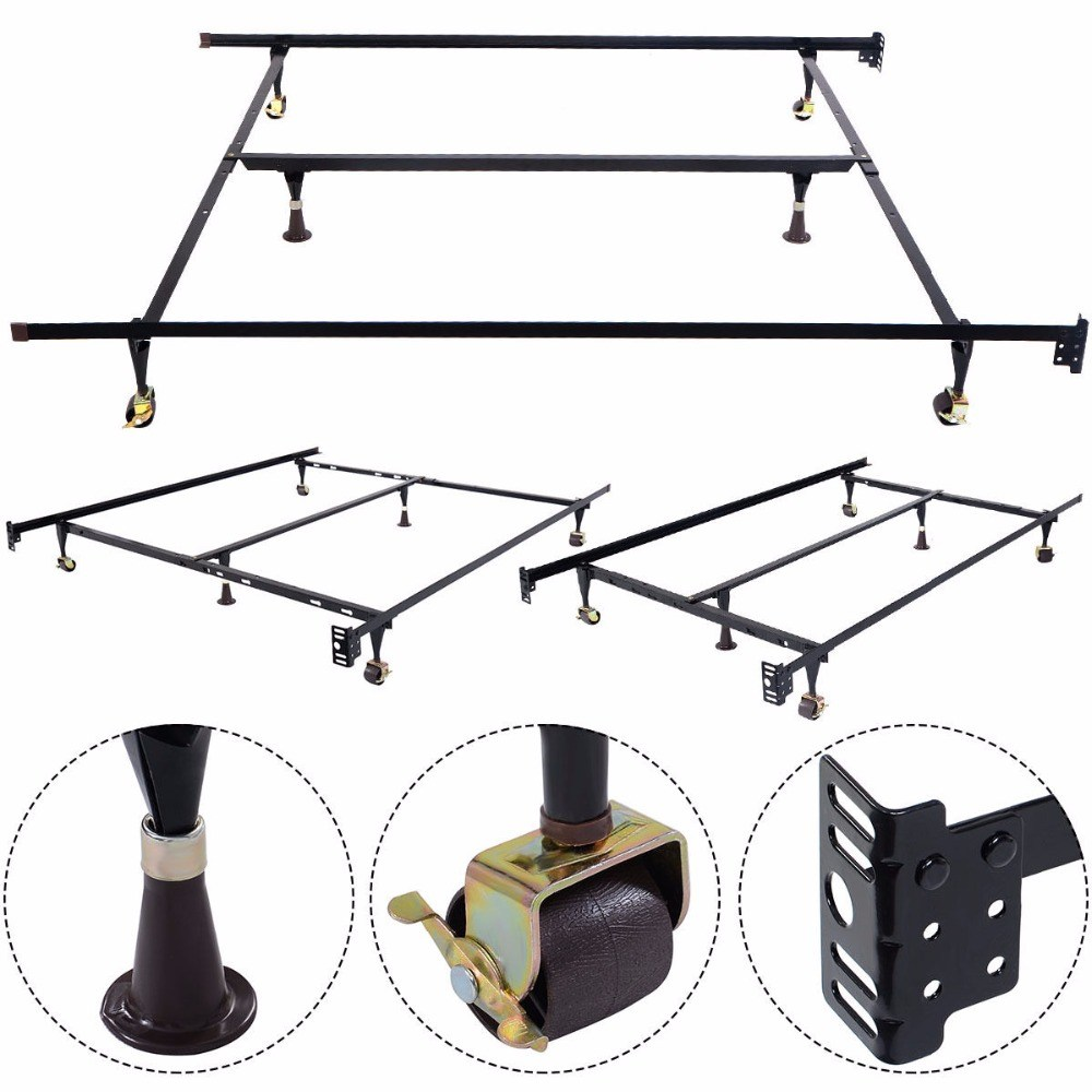 Low Metal Bed Frame Twin