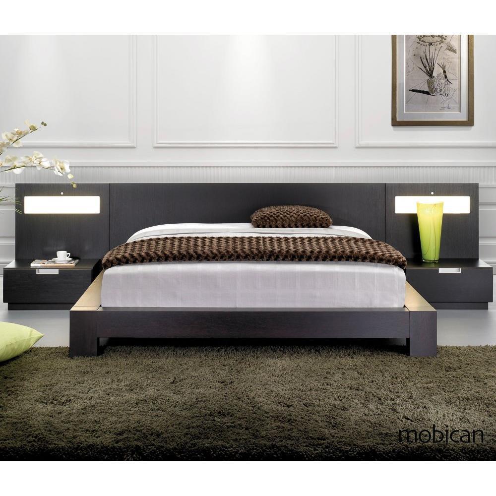 Low Platform Bed Frames