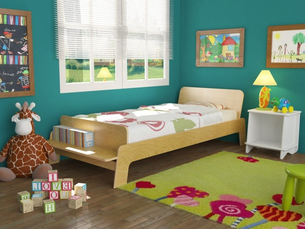 Low Profile Bed Frame Twin Xl