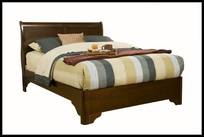 Low Profile Cal King Bed Frame