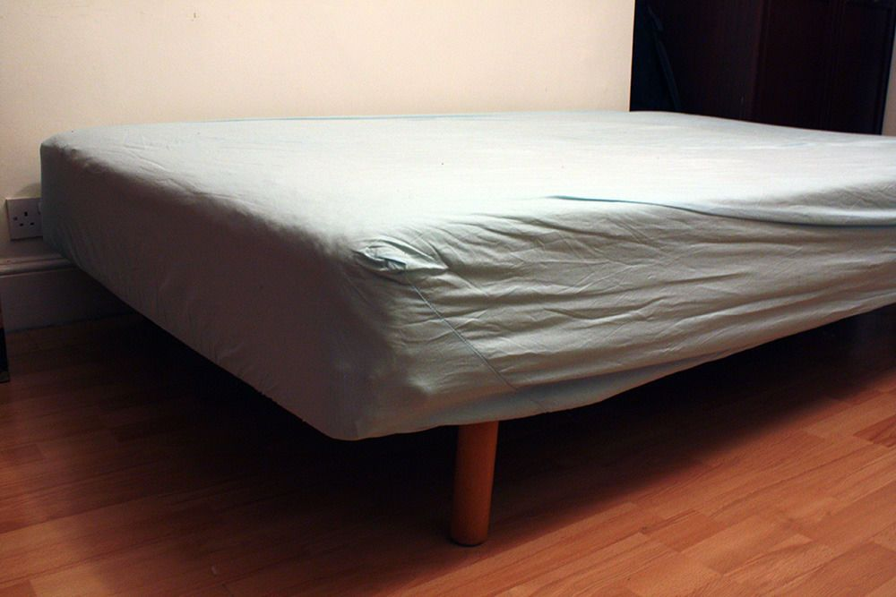 Low Rise Queen Bed Frame