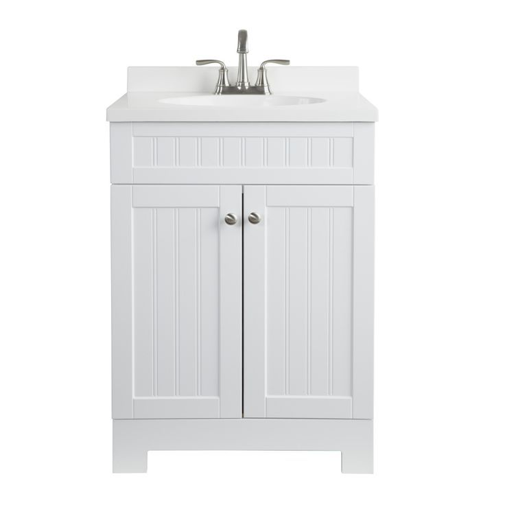Lowes Bathroom Small Vanity