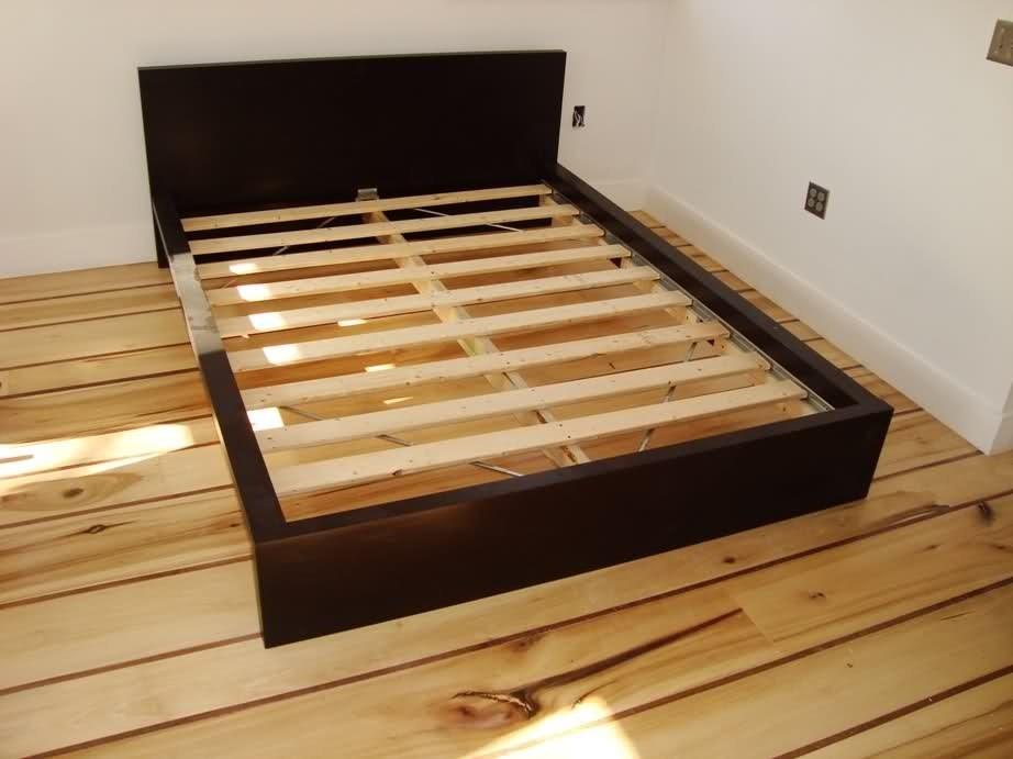Malm Bed Frame Full Ikea