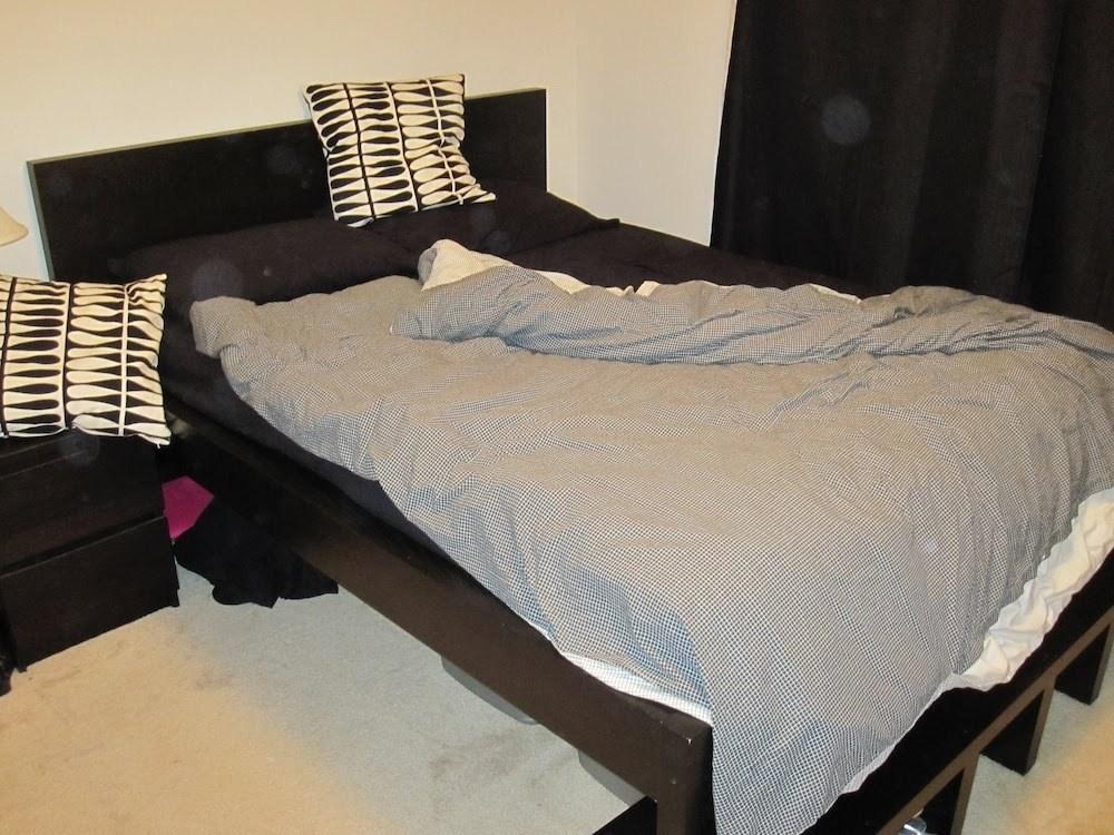 Malm Bed Frame Full