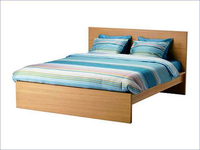 Malm Bed Frame Low Instructions