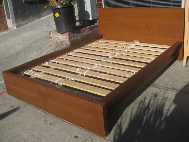 Malm Full Bed Frame Ikea