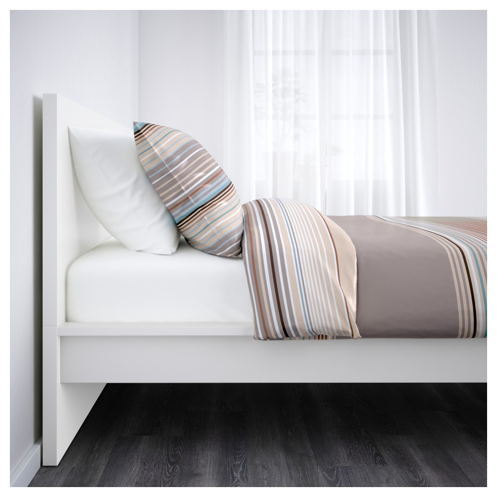 Malm High Bed Frame Full