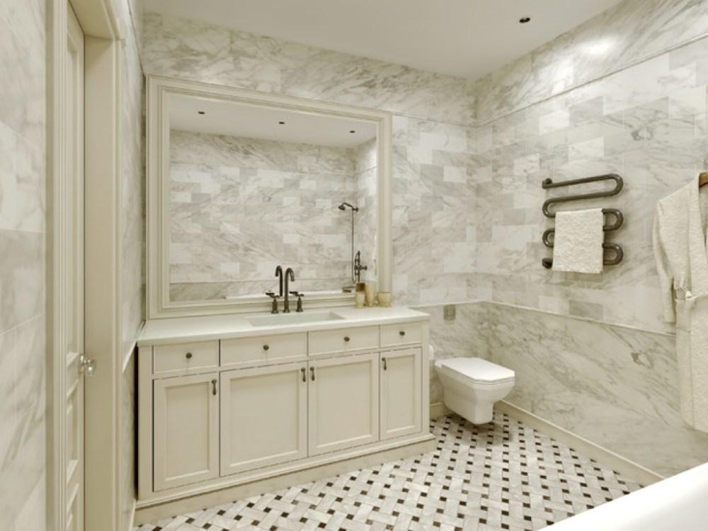 Marble Bathroom Ideas Tile