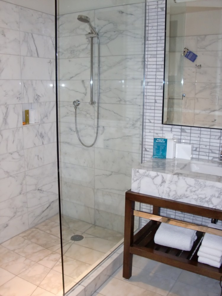 Marble Bathroom Shower Ideas